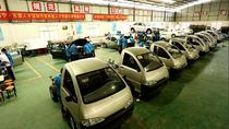 廣西物資學校汽車運用與維修專業實訓基地6