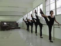 廣西物資學校禮儀實訓室