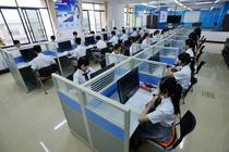 廣西物資學校電子商務專業實訓基地9